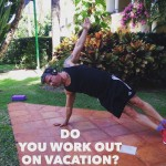 Double tap if you LIKE to work out on vacation?hellip