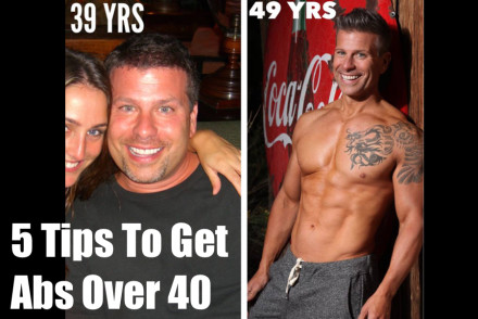 Abs over 40