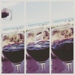 Started adding ice cubes to my red wine on crazyhellip