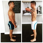 16 Week Transformation Complete How Rob integrated wine chocolates andhellip