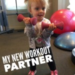 My workout partner is cuter than your workout partner!!! 16hellip